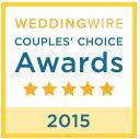 2015-2010 Couple's Choice Award, Brides Choice Awards